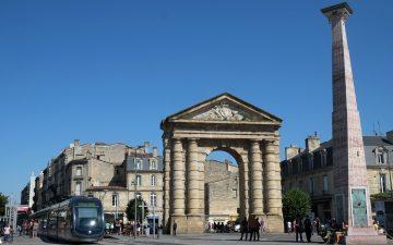 Place de la Victoire, centre névralgique de Bordeaux