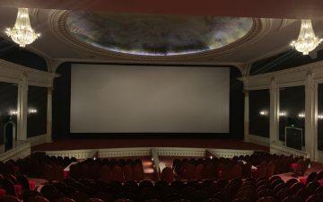 Cinéma Le Français - salle