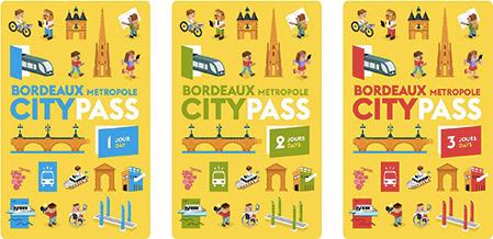 Citypass Bordeaux image de couverture