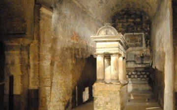Site archéologique de Saint Seurin : la nécropole bordelaise
