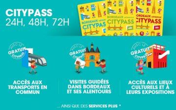 Citypass Bordeaux Métropole