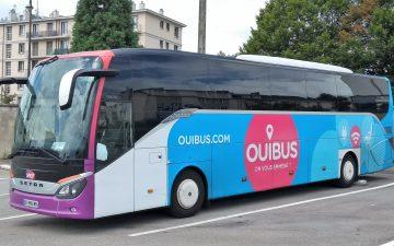 Photo d'un bus Oui Bus