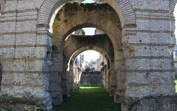 Le palais Gallien : vestige de l'époque gallo-romaine !