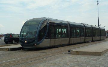 Transports en communs Bordeaux - Tramway