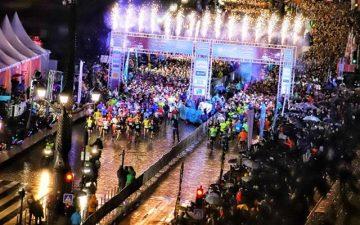 Coureur de nuit, Marathon de Bordeaux