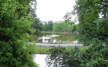 Caudéran - parc Bordelais