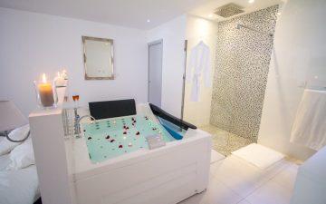 Love loft - Bordeaux - intérieur chambre