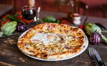 Pizzeria Filippo - pizza