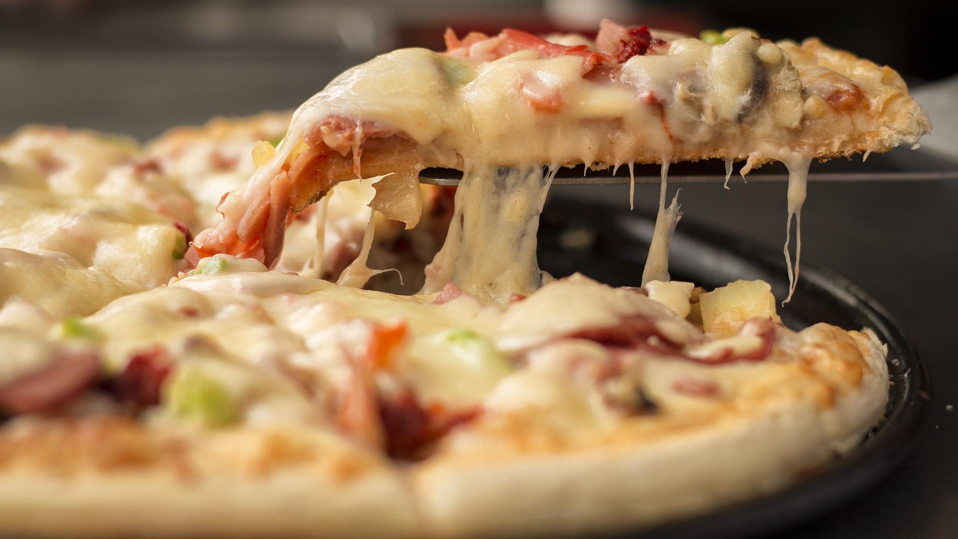 Photo de couverture pizza