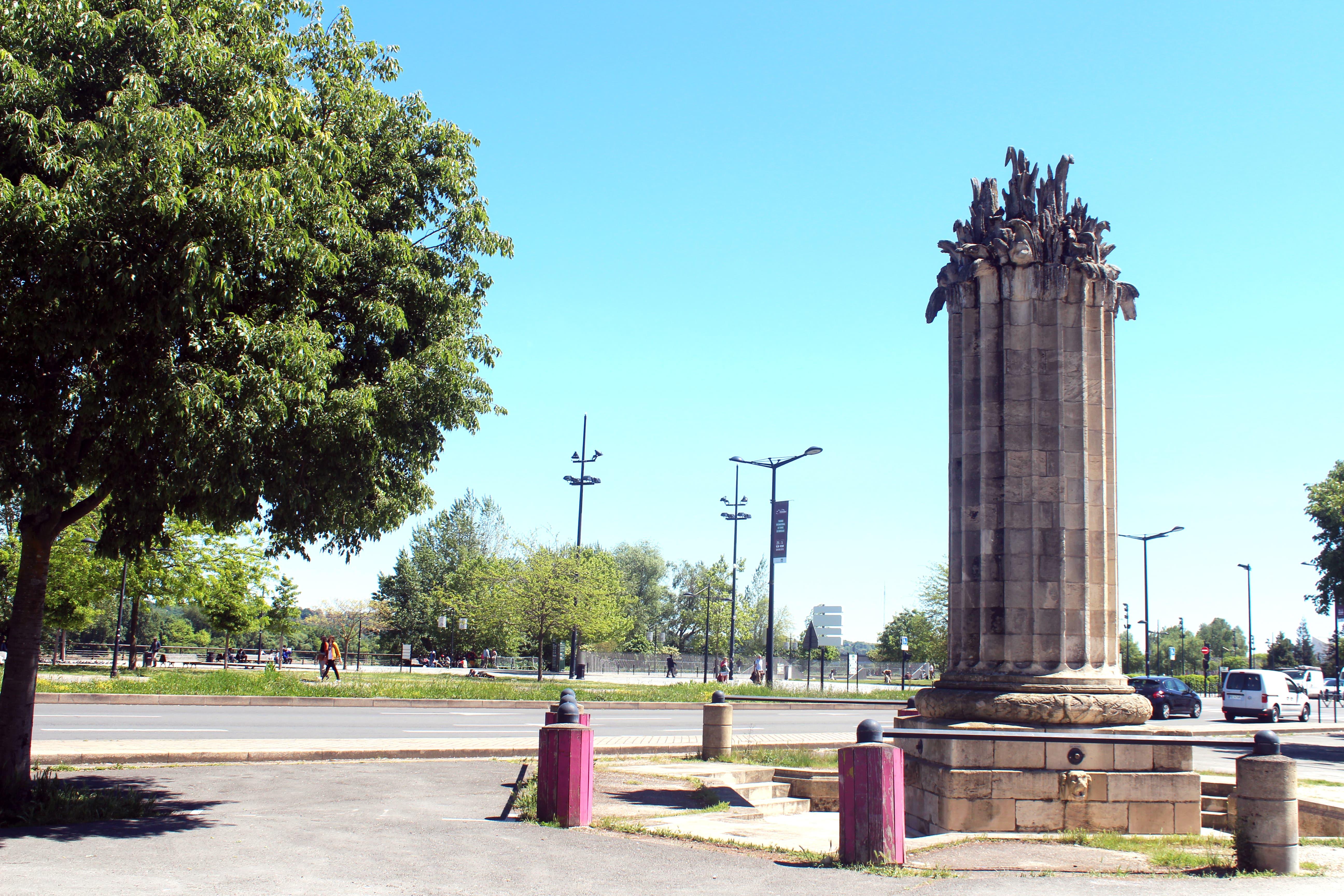 fontaine saliniere