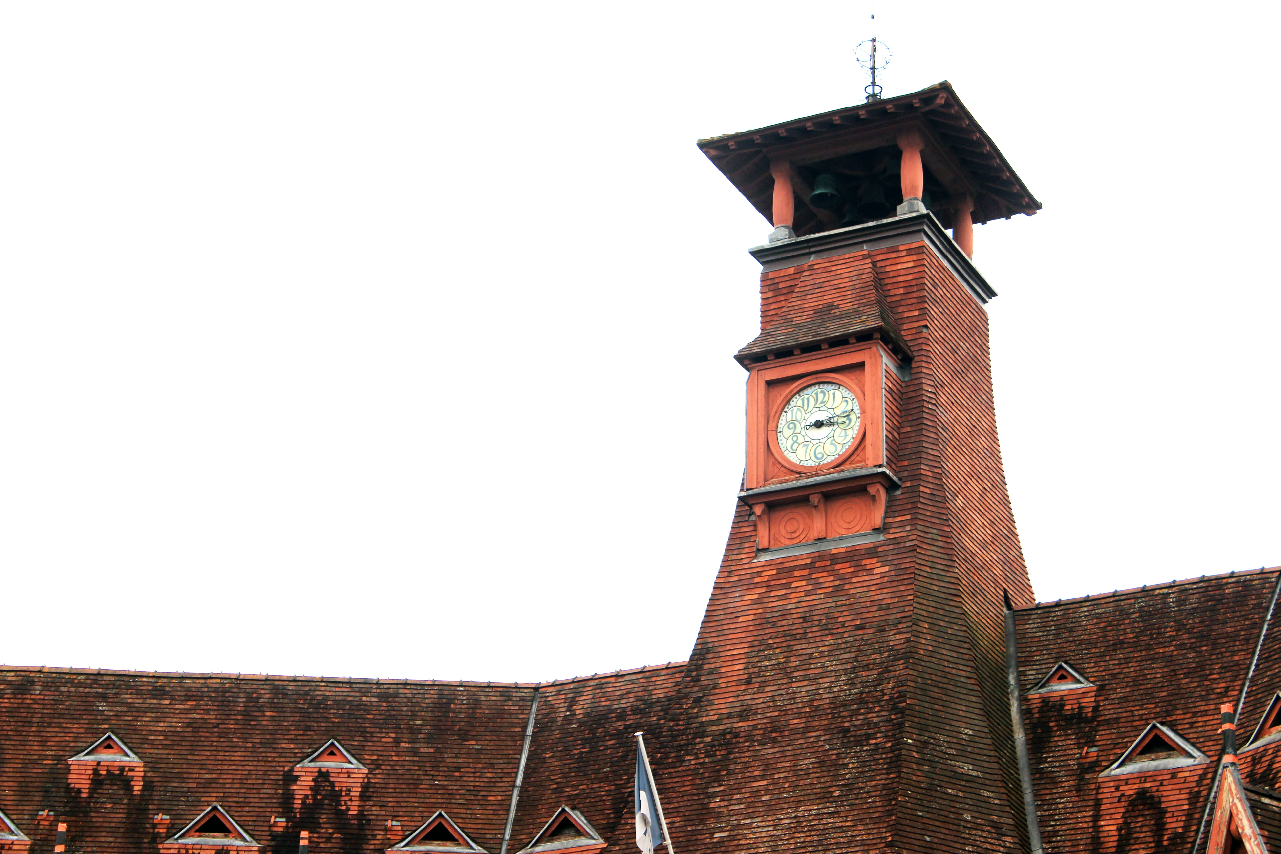 Horloge maison cantonale bastide