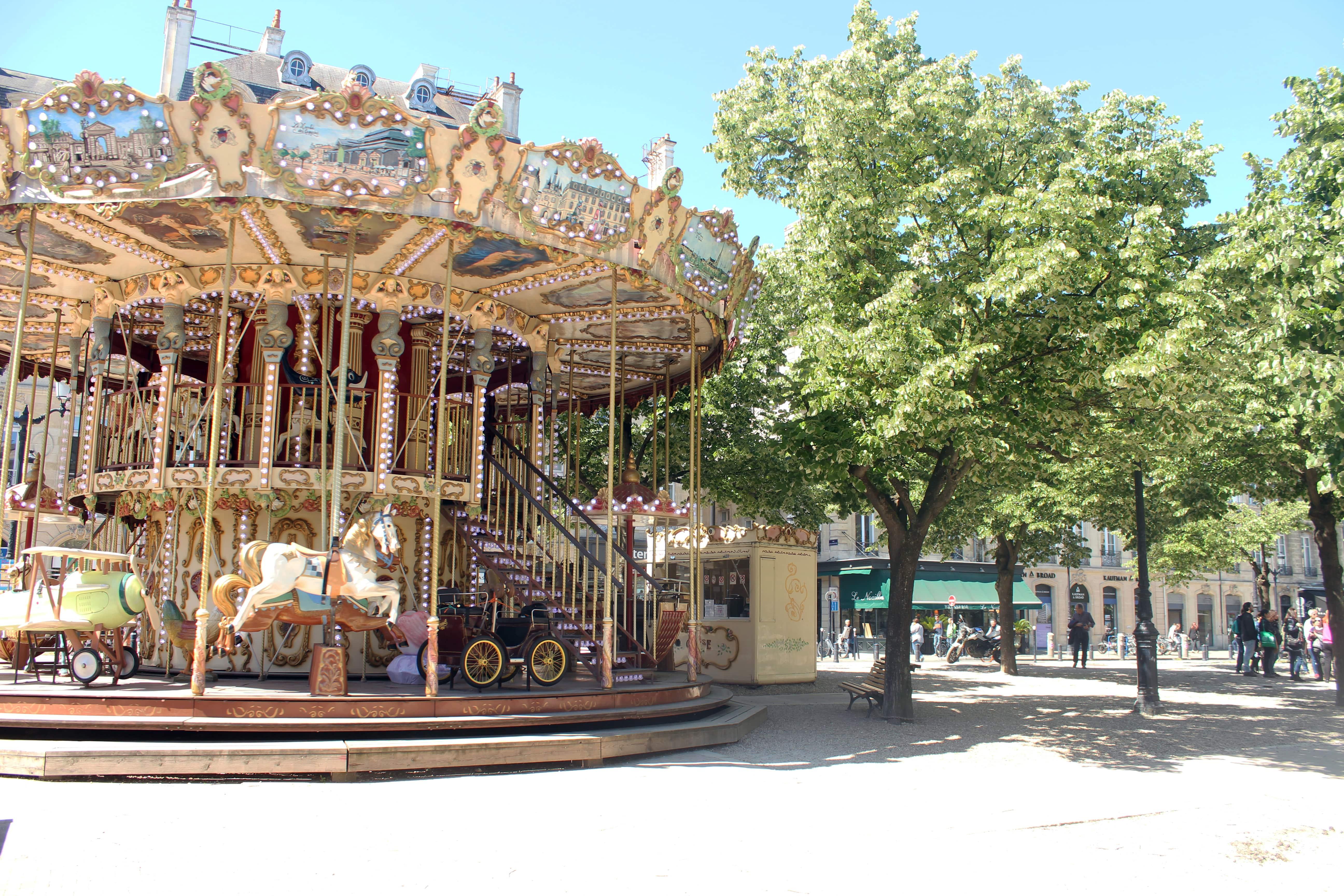 Carrousel Tourny
